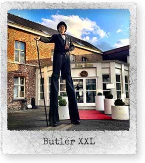 Steltenloper-Butlers huren