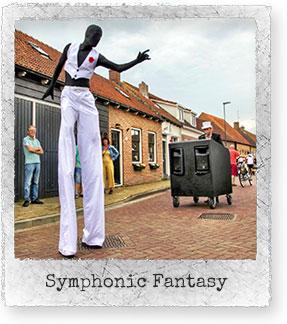 mobiele act symphonic