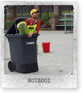 Schoolvoorstelling Rotzooi