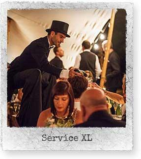 acts voor trouwfeesten